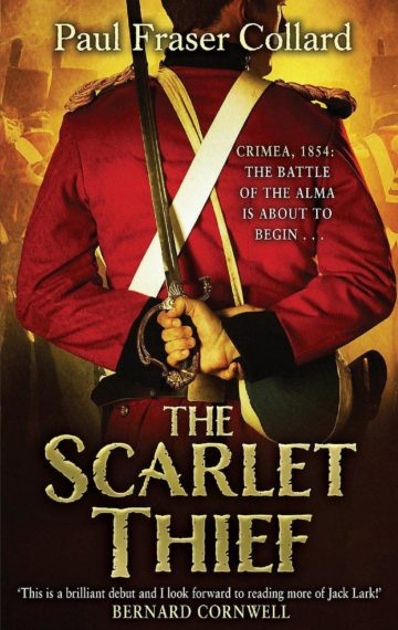 The Scarlet Thief (Jack Lark 1)