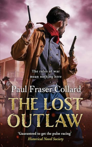 The Lost Outlaw (Jack Lark 8)