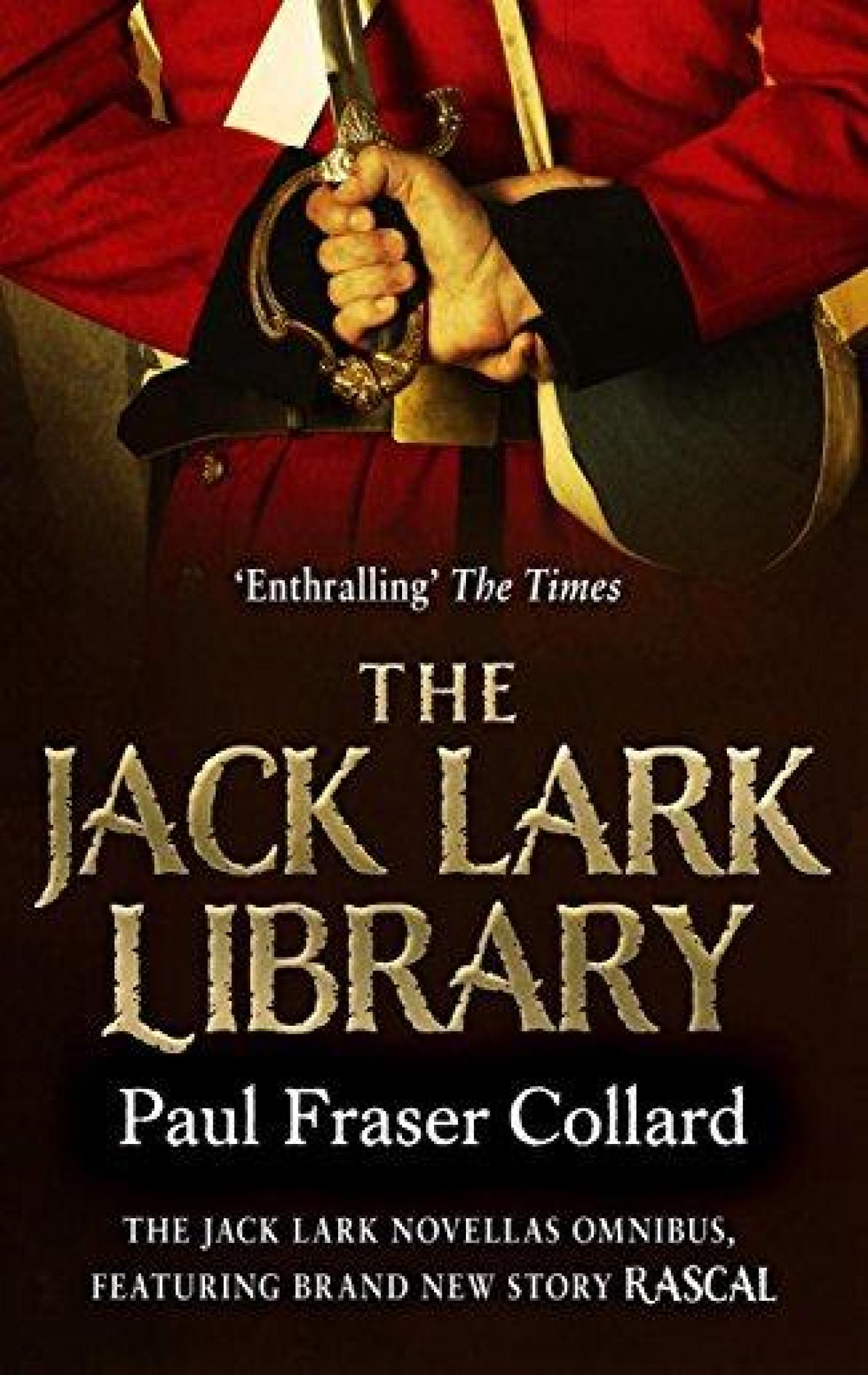 The Jack Lark Library